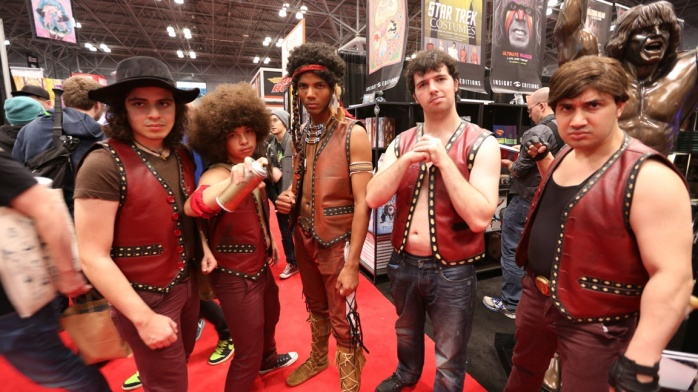Cosplay NYCC 1121