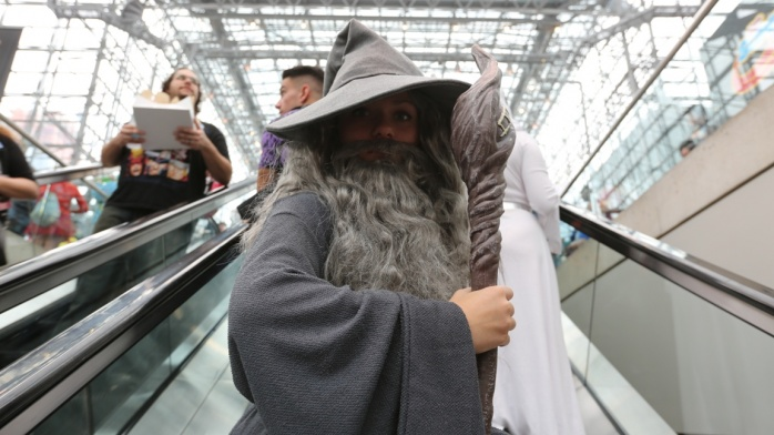 Cosplay NYCC 1131