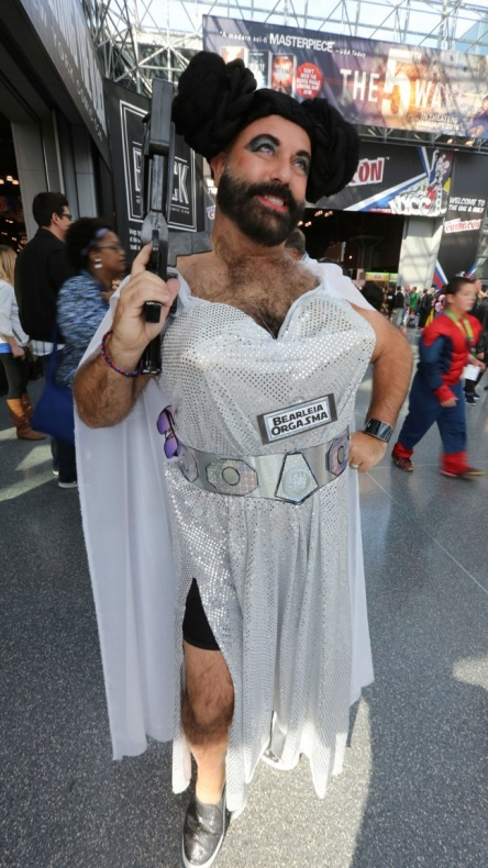 Cosplay NYCC 1161