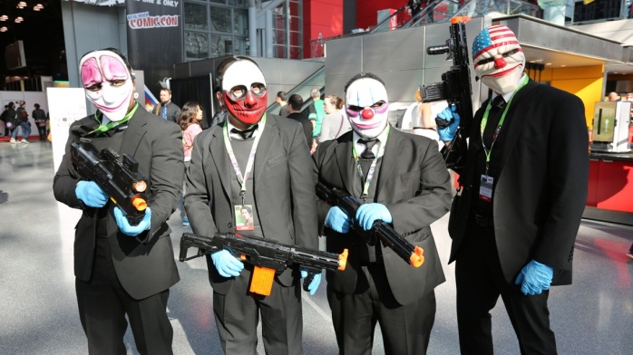 Cosplay NYCC 1191