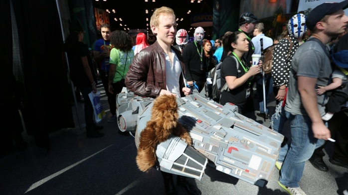 Cosplay NYCC 1201
