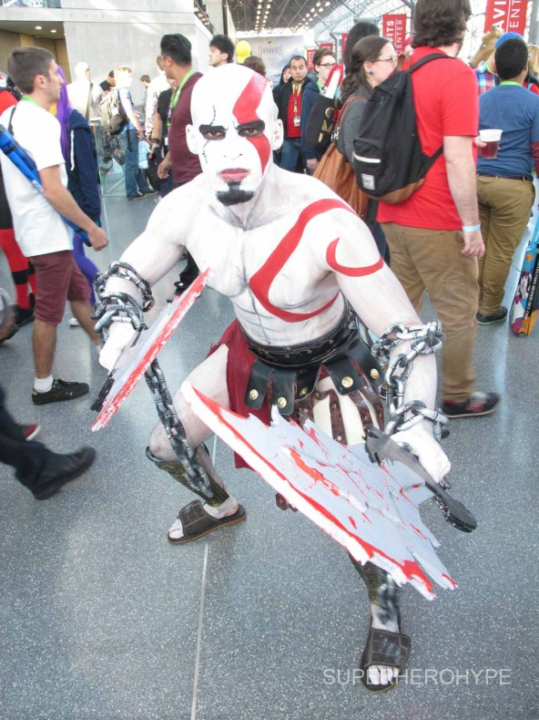 Cosplay NYCC 29