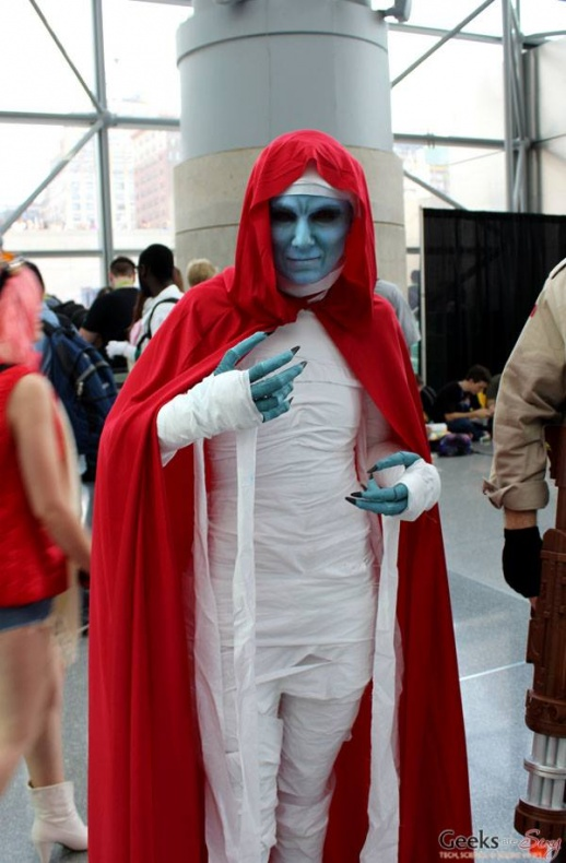 Cosplay NYCC 40