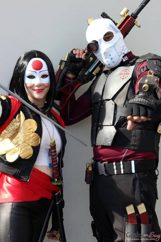 Cosplay NYCC 52