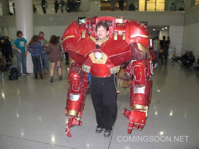 Cosplay NYCC 69