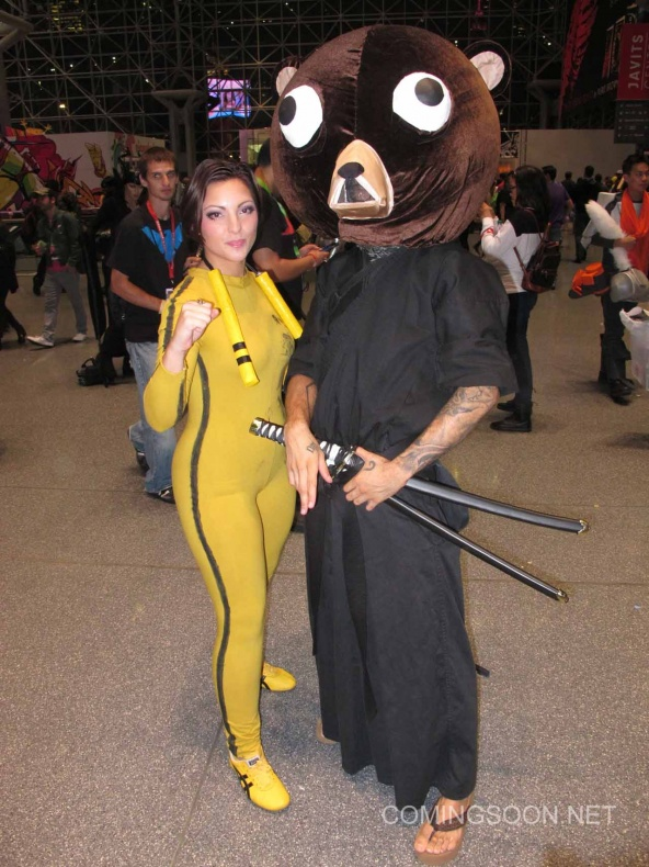 Cosplay NYCC 80