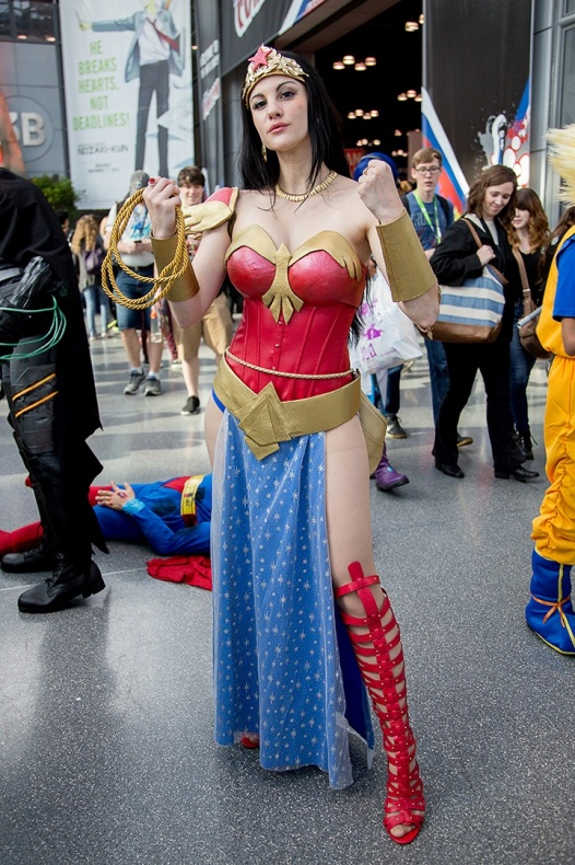 Cosplay NYCC 86