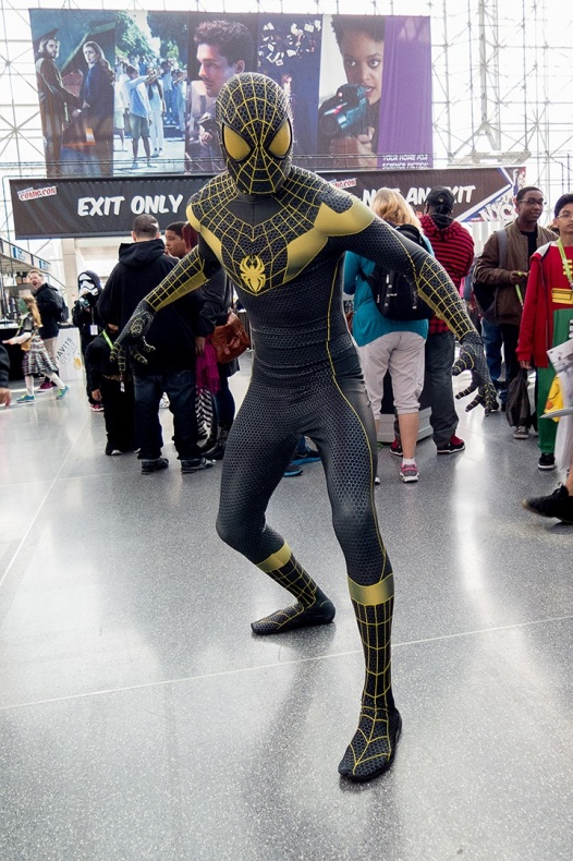 Cosplay NYCC 87