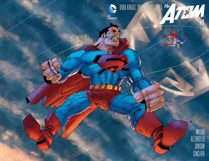 DK3 presents The Atom - Miller