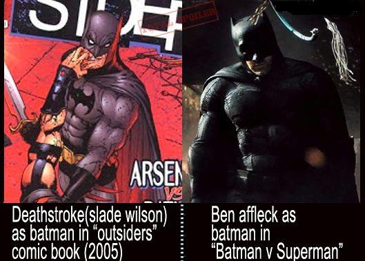 Deathstroke Batman