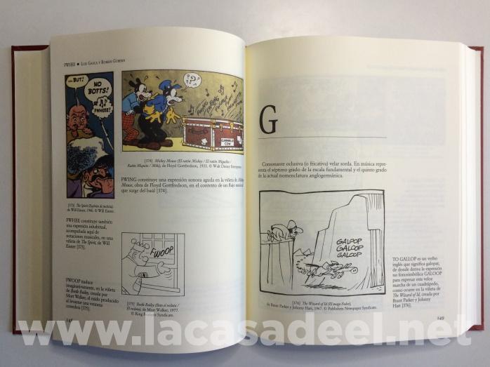 Diccionario Onomatopeyas Comic