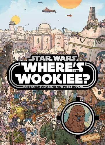 Donde esta Wookie1