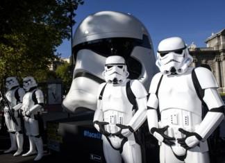 La Fuerza despierta en Madrid con una exposición de Star Wars