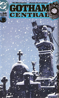 Catwoman en Gotham Central