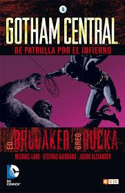 Gotham Central de ECC