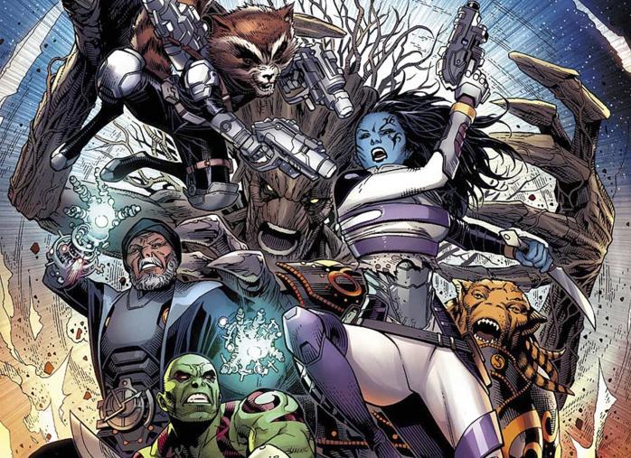 Guardians of Infinity Destacada