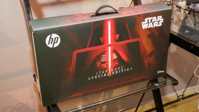 HP Star Wars 5