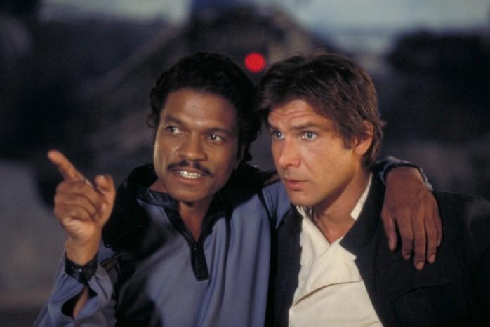 Han y Lando