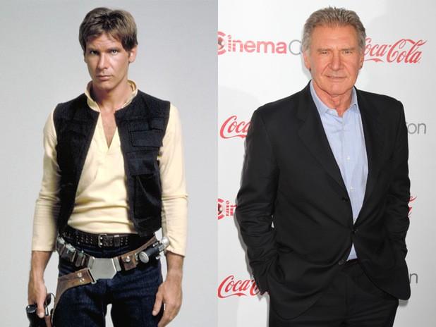 Harrison Han Ford