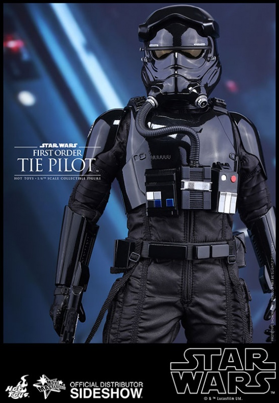 Hot Toys Star Wars VII 35