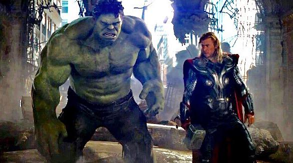 Hulk - Thor