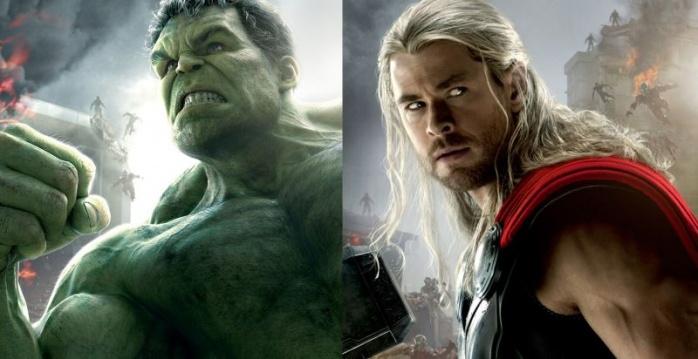 Hulk Thor1