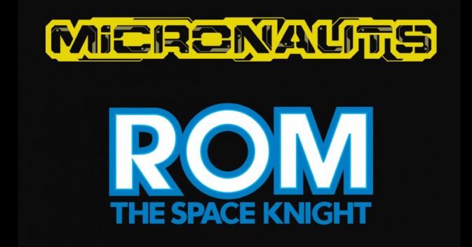 IDW Rom y Micronautas