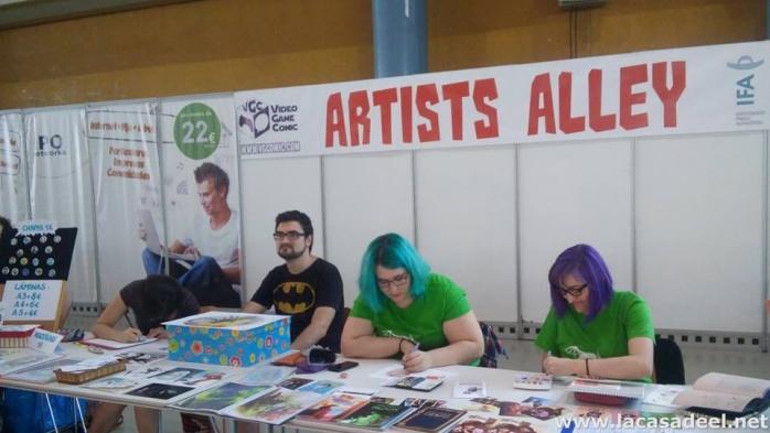 II Salón del Cómic y Videojuego Alicante - 004