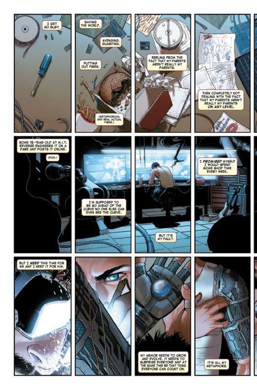 Invincible Iron Man 14