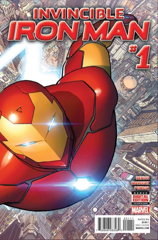Invincible Iron Man 18