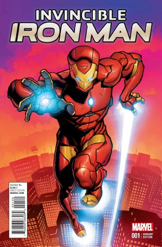 Invincible Iron Man 3