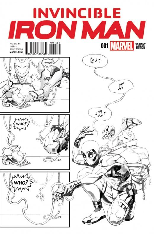 Invincible Iron Man 7
