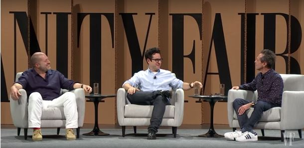 JJ Abrams Vanity Fair Interview