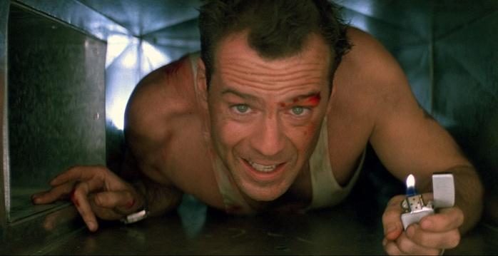 John McClane Bruce Willis