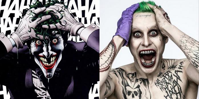 Joker y Leto