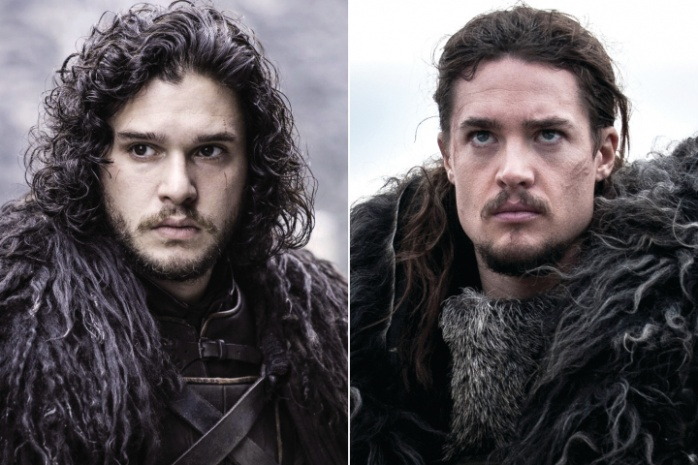 Jon Nieve y The Last Kingdom