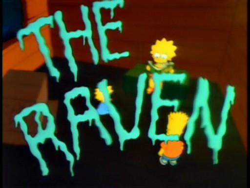 La casa árbol del terror I El Cuervo Los Simpson
