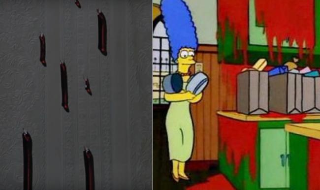 La casa árbol del terror I Terror en Amityville Los Simpson
