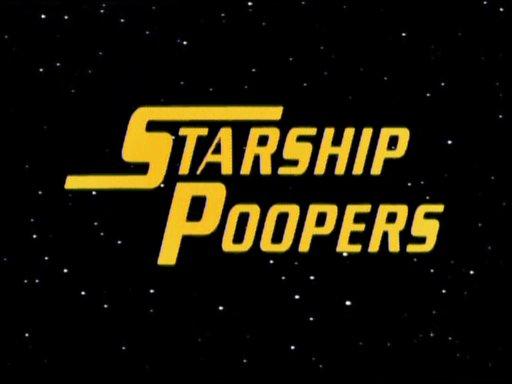 La casa árbol del terror IX Starship poopers Los Simpson