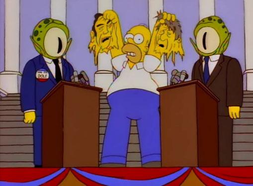 La casa árbol del terror VII Citizen Kang Los Simpson