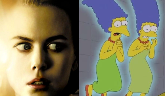 La casa árbol del terror XXV Los Otros Los Simpson