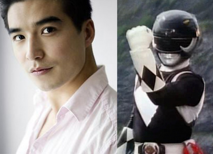Ludi Lin Power Ranger Negro