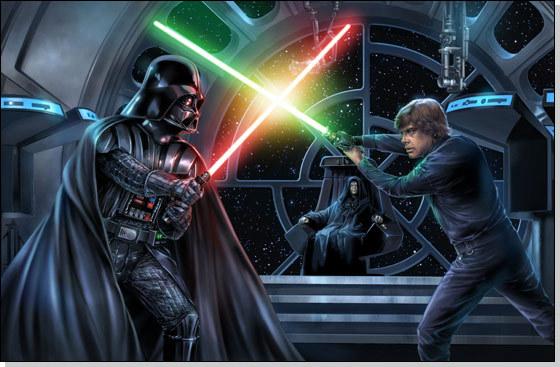 Luke-y-Vader