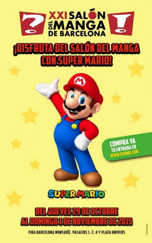 Mario Bros-Ficomic