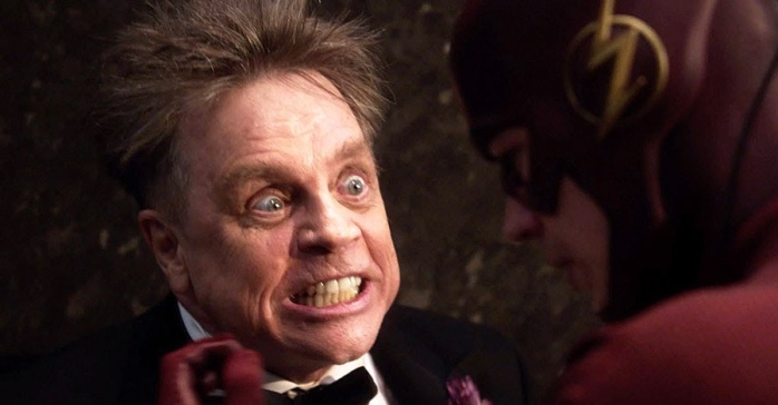 Mark Hamill Flash Trickster