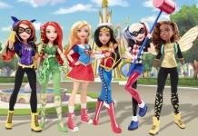 Mattel SuperHero Girls DC