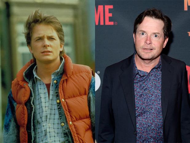 Michael J Fox 1985-2015