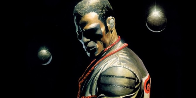 Arrow - Mr Terrific