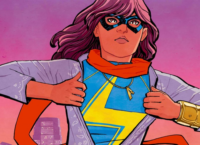 Ms Marvel Destacada