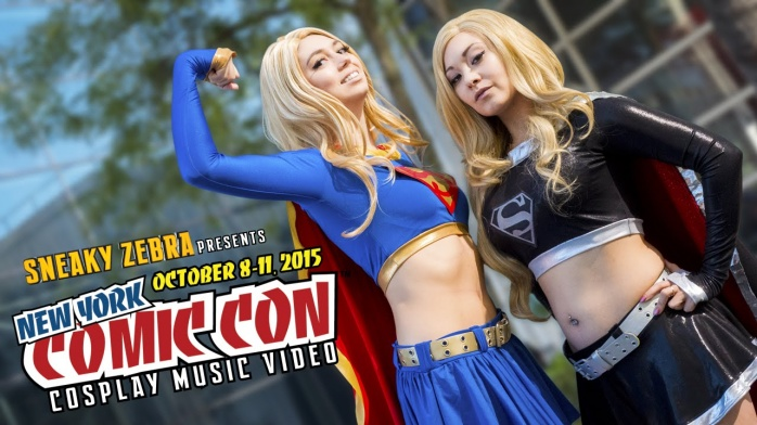 NYCC Cosplay video